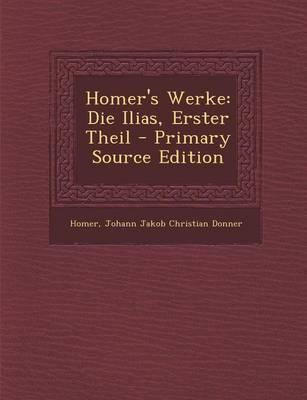 Homer's Werke