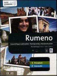 Rumeno. Vol. 1-2. Corso interattivo per principianti-Corso interattivo intermedio. DVD-ROM