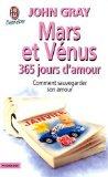 Mars et Vénus, 365 ...
