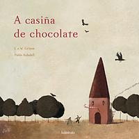 A casiña de chocolate