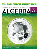 Studyguide for Prealgebra and Introductory Algebra