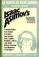 La rivista di Isaac Asimov n. 06