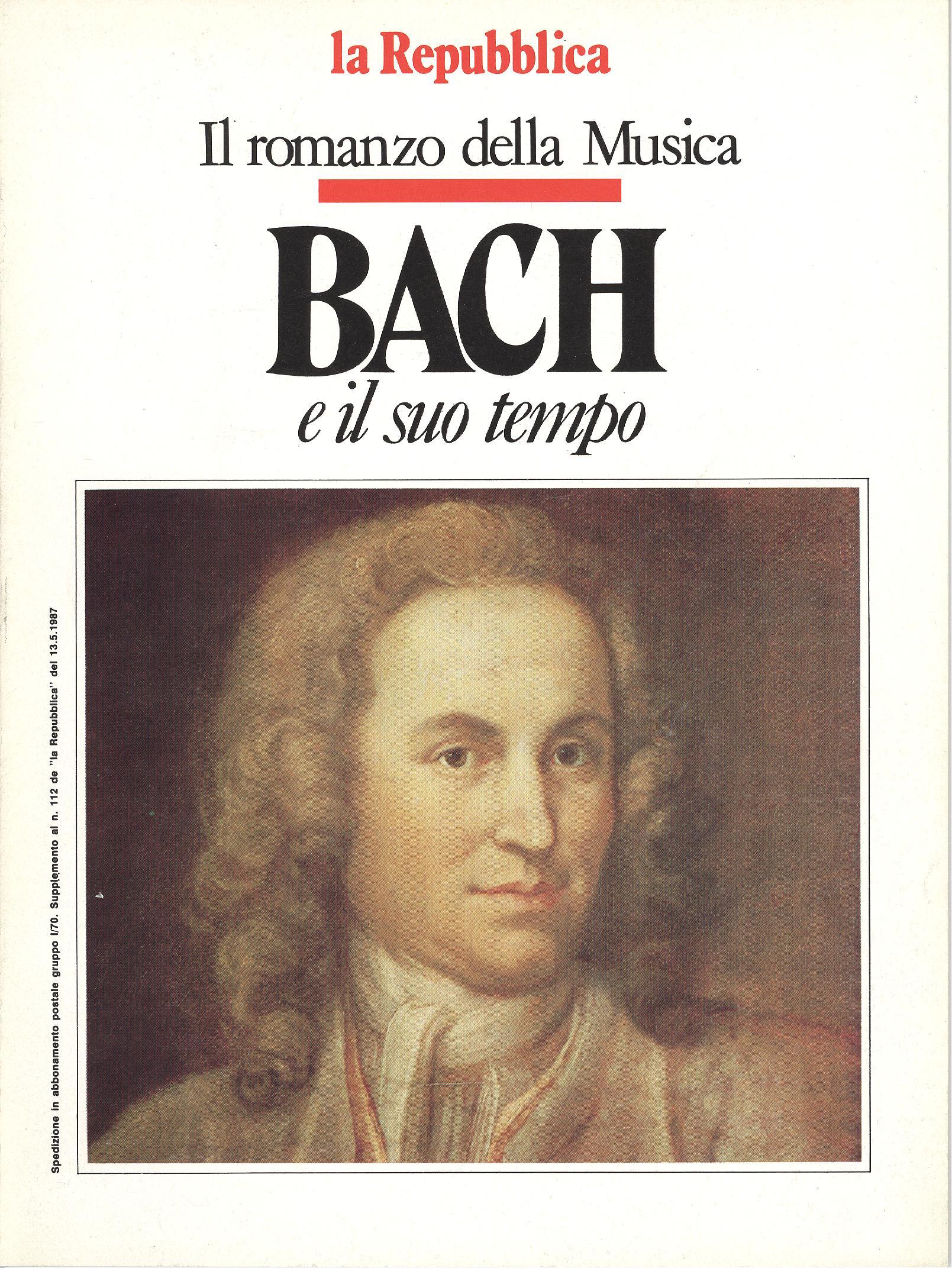 Bach e il suo tempo