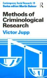 Methods of Criminological Research