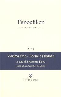 Panoptikon: rivista di cultura mitteleuropea - n. 4 (2003)