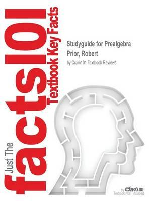 STUDYGUIDE FOR PREALGEBRA BY P