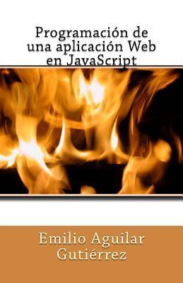 Programación de una aplicación Web en JavaScript