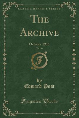 The Archive, Vol. 50