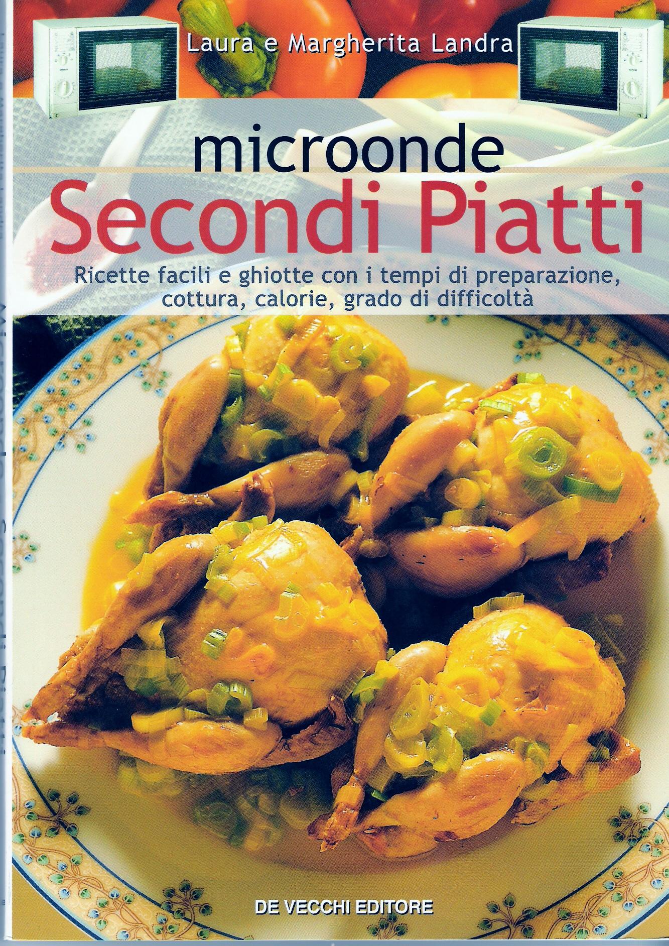 Micronde- Secondi piatti
