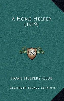 A Home Helper (1919)