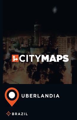 City Maps Uberlandia Brazil