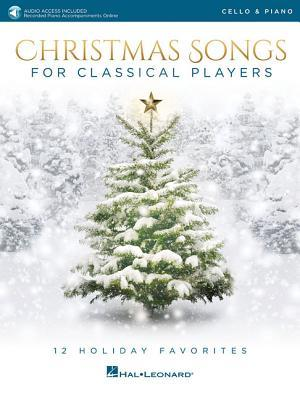 Christmas Songs for Classical Players, Cello and Piano