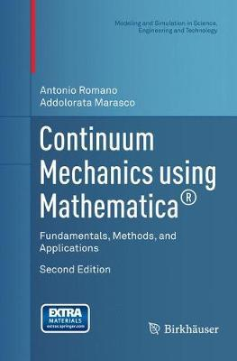 Continuum Mechanics Using Mathematica®
