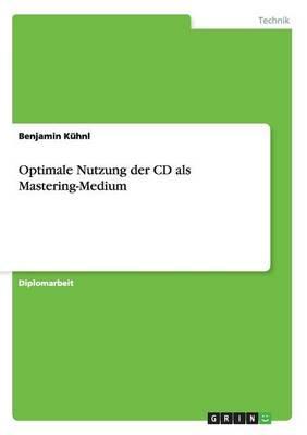 Optimale Nutzung der CD als Mastering-Medium