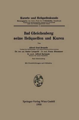 Bad Gleichenberg Seine Heilquellen Und Kuren