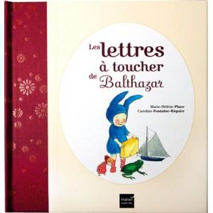 Les lettres à touch...