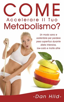 Come accelerare il tuo metabolismo?