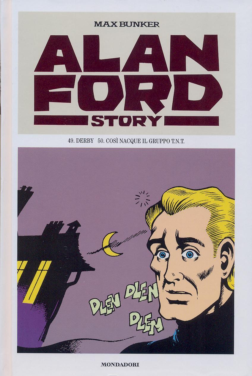 Alan Ford Story n. 25