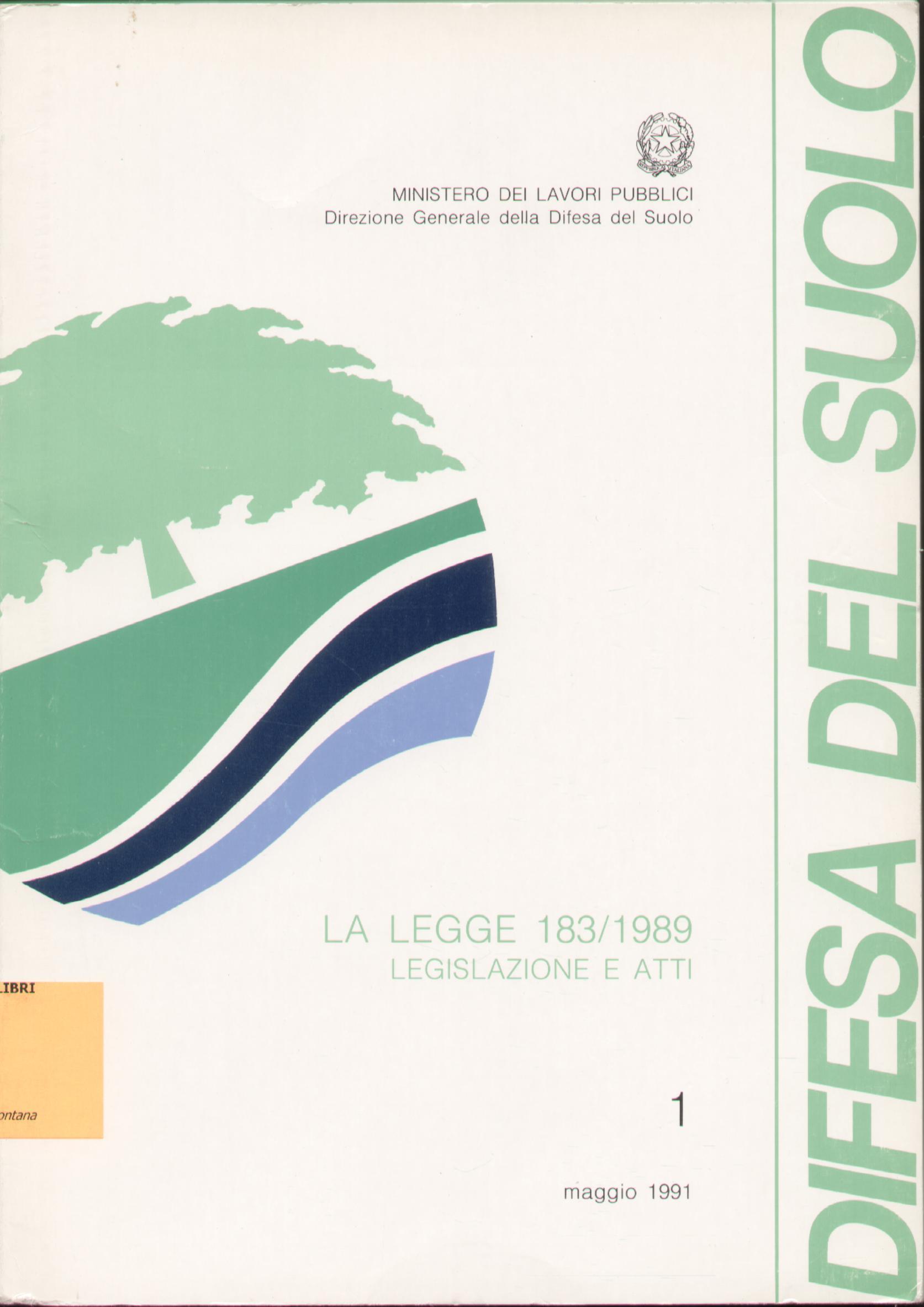 La Legge 183/1989