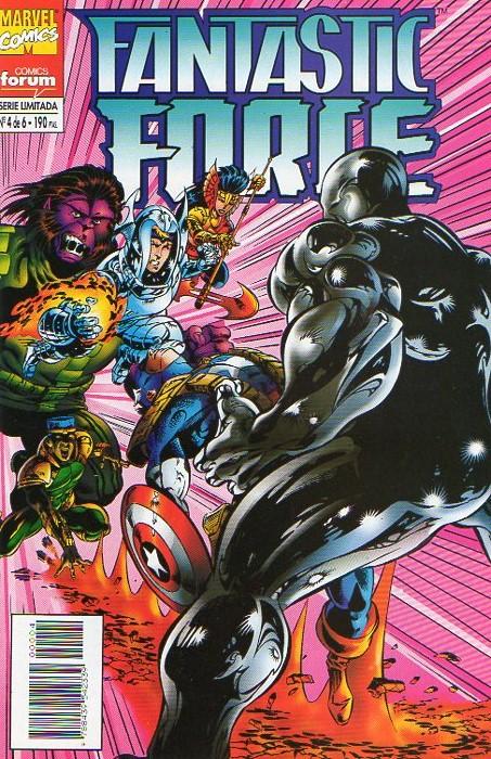 Fantastic Force Vol.1 #4 (de 6)