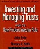 Investing and managi...