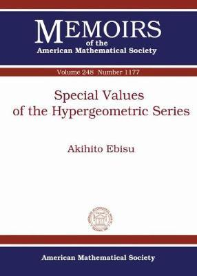 Special Values of the Hypergeometric Series