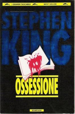 Ossessione Book Cover