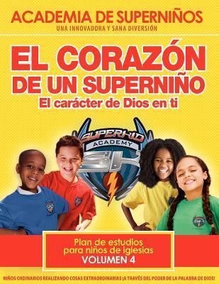 Ska Spanish Curriculum Volume 4 - The Heart of a Superkid