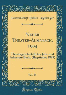 Neuer Theater-Almana...