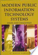 Modern Public Information Technology Systems