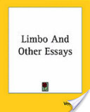 Limbo and Other Essa...