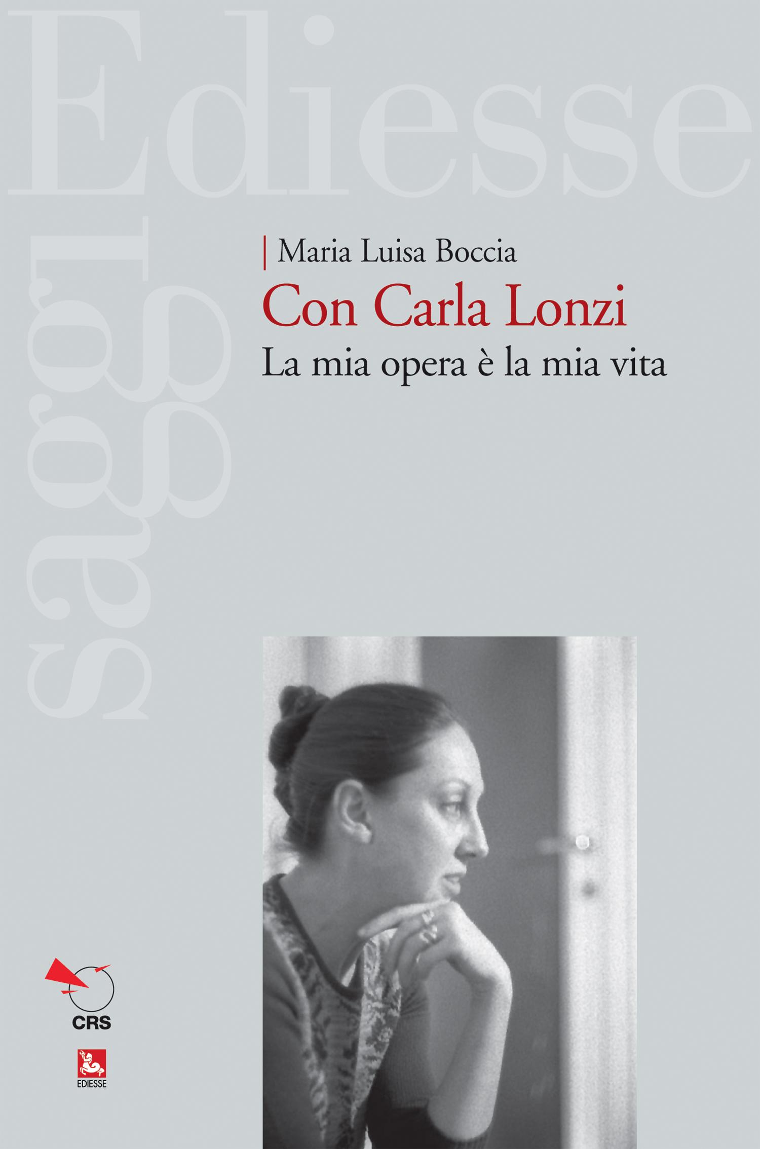 Con Carla Lonzi