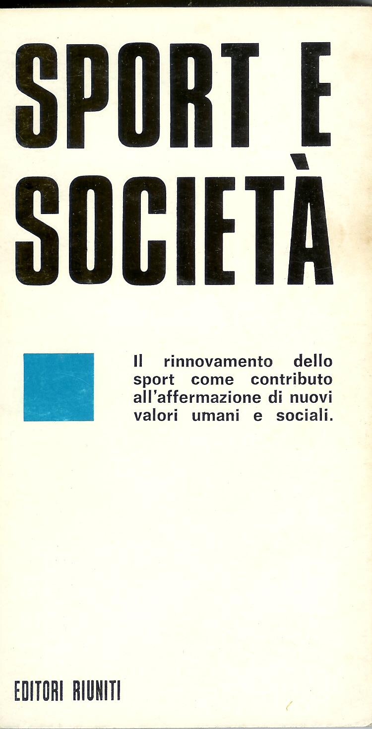Sport e Società