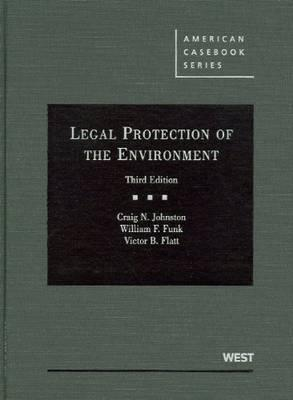 Legal Protection of the Environment