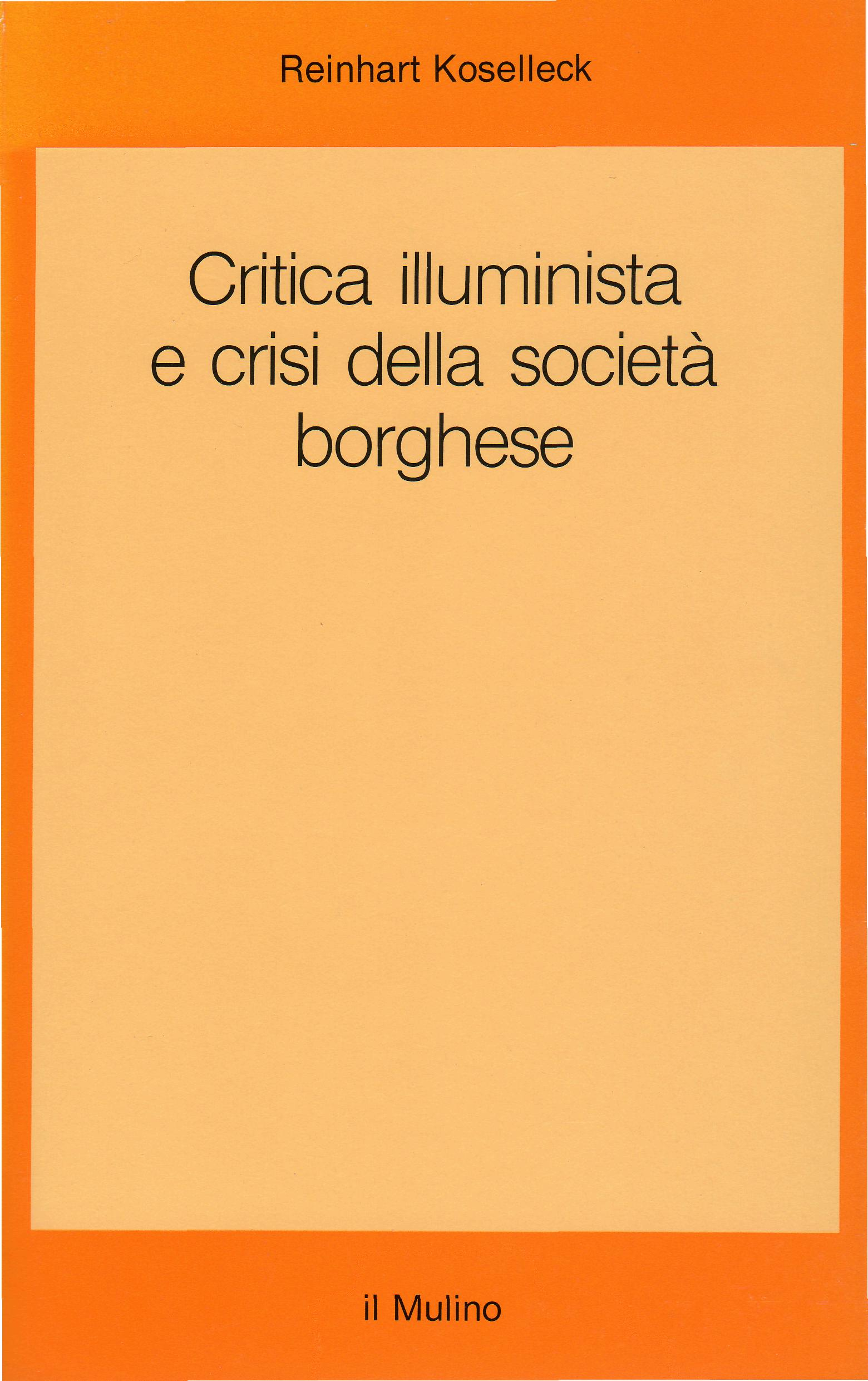 Critica illuminista ...