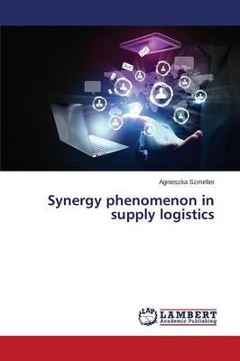 Synergy phenomenon in supply logistics