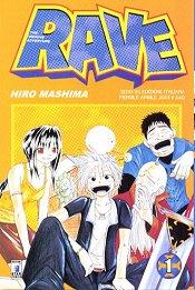 Rave - The groove adventure vol. 01