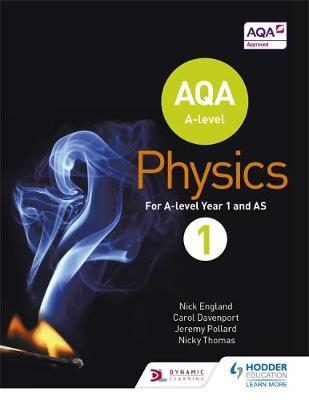 AQA A Level Physics Student Book 1