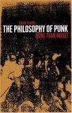 The Philosophy of Punk