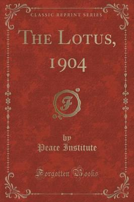 The Lotus, 1904 (Cla...