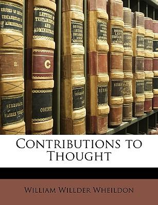 Contributions to Thought