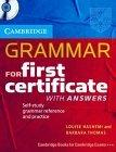 Grammar for First Ce...