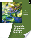 e-Study Guide for: Essentials of Modern Business Statistics by David R. Anderson, ISBN 9780324783513