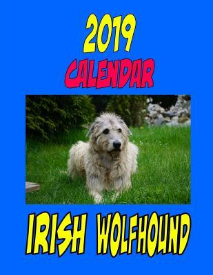 2019 Calendar Irish Wolfhound