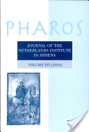 Pharos: Journal of the Netherlands Institute at Athens: Volume VXI (2008