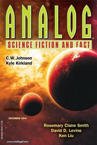 Analog Science Fiction and Fact, December 2014