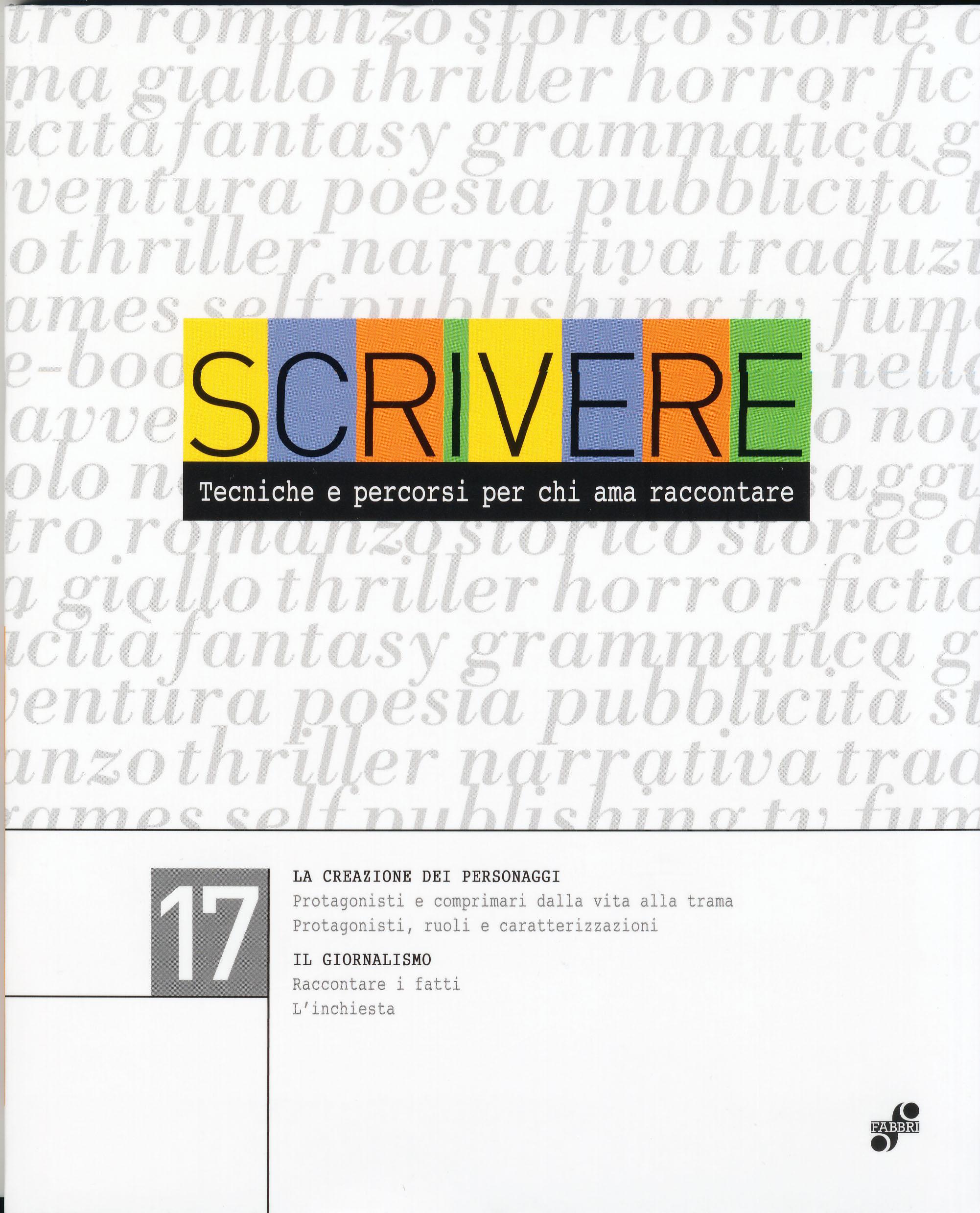 Scrivere - vol. 17
