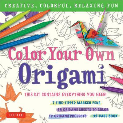 Color Your Own Origa...