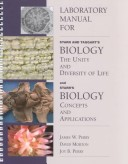 Laboratory Manual for Starr/Taggart's Biology