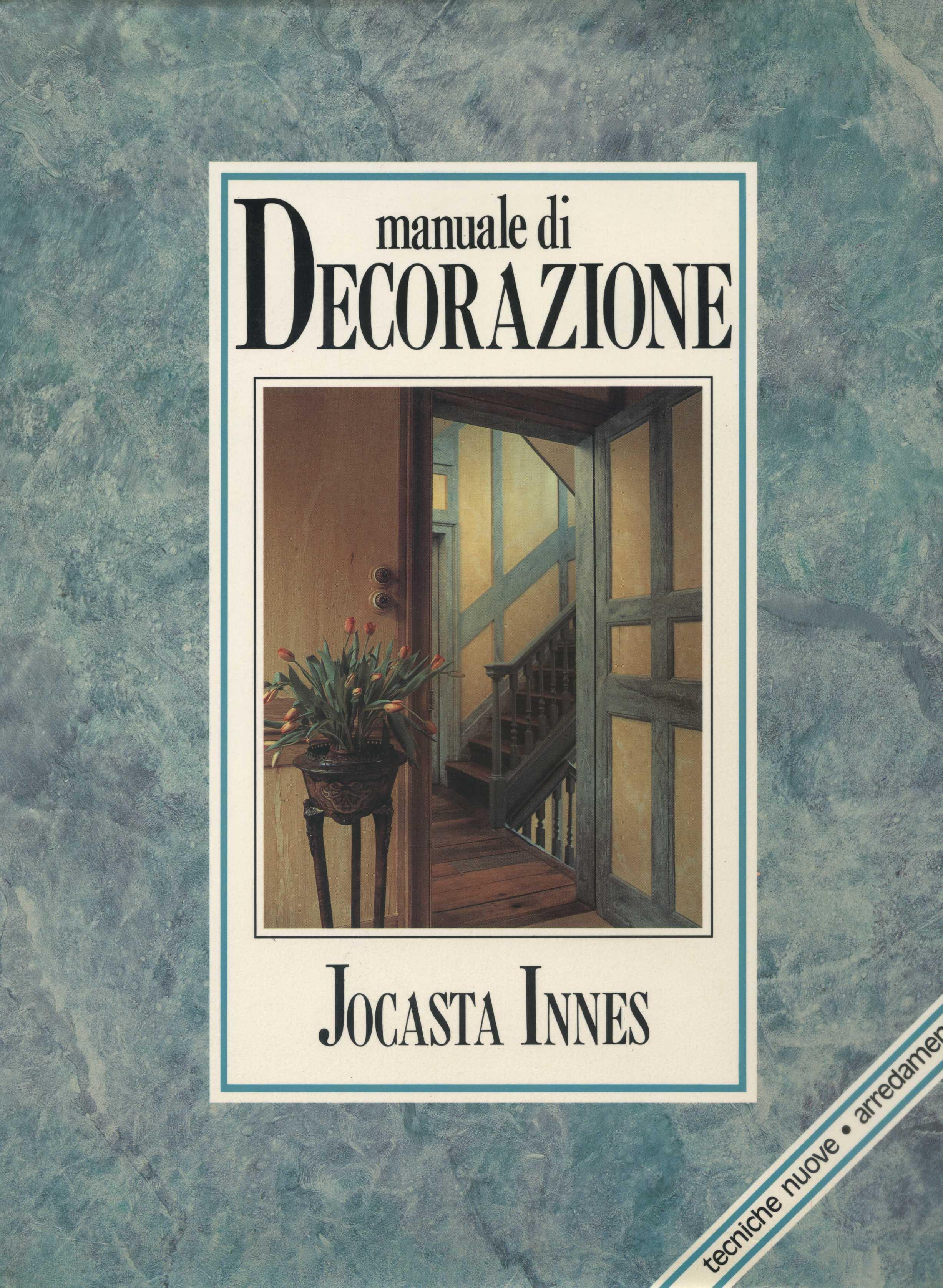 Manuale di decorazione